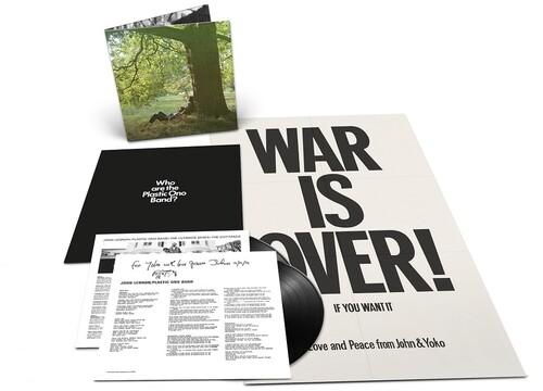 John Lennon Plastic Ono Band - 2 Lps Importados  - Billbox Records