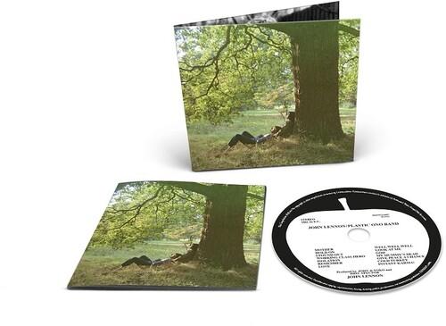 John Lennon Plastic Ono Band - Cd Importado  - Billbox Records