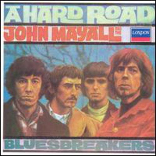 John Mayall - Hard Road - CD IMPORTADO  - Billbox Records