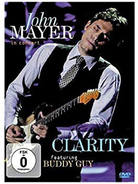 John Mayer - In Concert Clarity Feat Buddy Guy - Dvd Importado  - Billbox Records