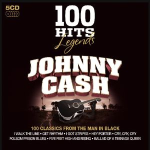 Johnny Cash - 100 Hits Legends  - Billbox Records