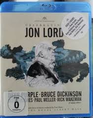 Jon Lord  - Celebrating Jon Lord Blu Ray  - Billbox Records