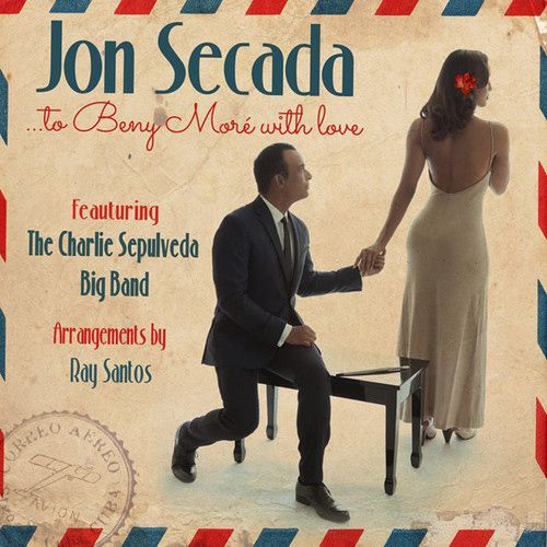 Jon Secada -  Beny More With Love - Cd Importado  - Billbox Records