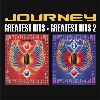 Journey - Greatest Hits 1 and 2 - Cd Importado  - Billbox Records