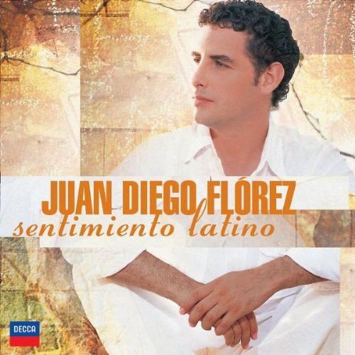 Juan Diego Florez - Sentimiento Latin - Cd Importado  - Billbox Records