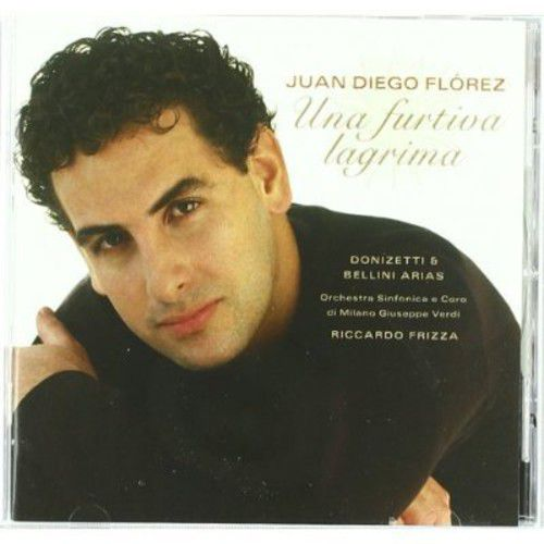 Juan Diego Florez - Una Furtiva Lagrima - Cd Importado  - Billbox Records
