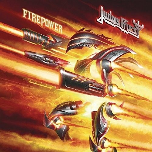 Judas - Priest Firepower (Limited Edition) (Media Book, Germany) - Cd Importado  - Billbox Records