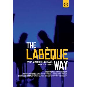 Katia Labeque e Marielle Labèque - Labeque Way - Dvd Importado  - Billbox Records