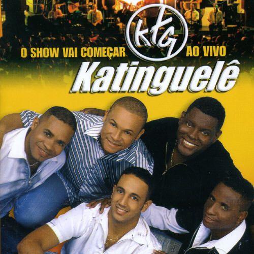 Katinguele - O Show Vai Começar Ao Vivo - Cd Nacional  - Billbox Records