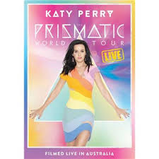 Katy Perry - Prismatic World Tour Blu Ray  - Billbox Records