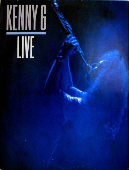 Kenny G Live Dvd Nacional  - Billbox Records
