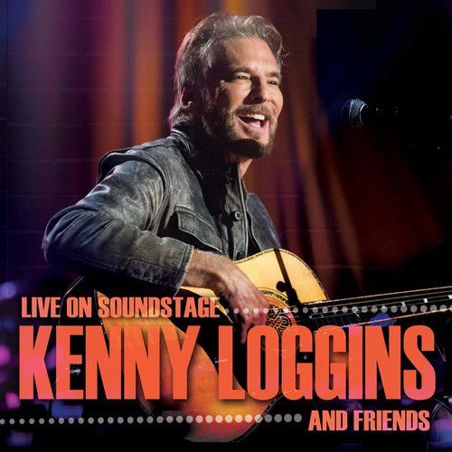 Kenny Loggins and Friends Live on Soundstages - Blu Ray  Importado - Billbox Records