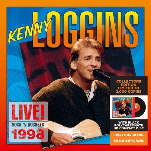 Kenny Loggins Live! Rock