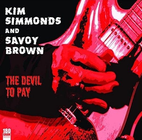 Kim Simmonds and Savoy Brown - Devil To Pay - LP Importado  - Billbox Records