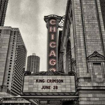 King Crimson / Official Bootleg: Live In Chicago June 28th 2017 - 2 Cds Importado  - Billbox Records