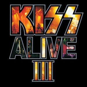 Kiss - Alive III  - Billbox Records