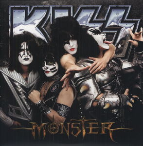 Kiss - Monster  - Billbox Records