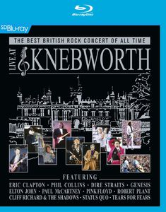 Live At Knebworth - Blu ray Importado  - Billbox Records