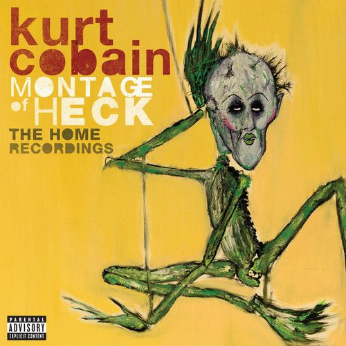 Kurt Cobain - Montage Of Heck: The Home Recordings - Lp Importado  - Billbox Records