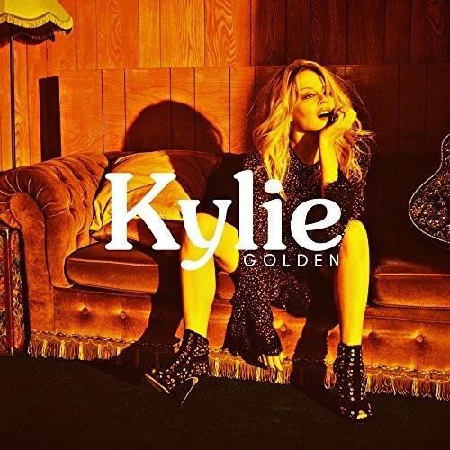 Kylie Minogue - Golden - Deluxe Editon - Cd Importado   - Billbox Records