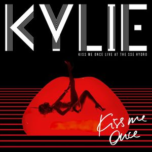 Kylie Minogue - Kiss Me Once  - Billbox Records