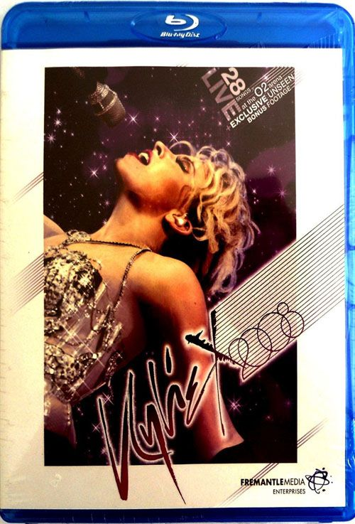 Kylie Minogue - Kylie X2008 - Blu ray Importado  - Billbox Records