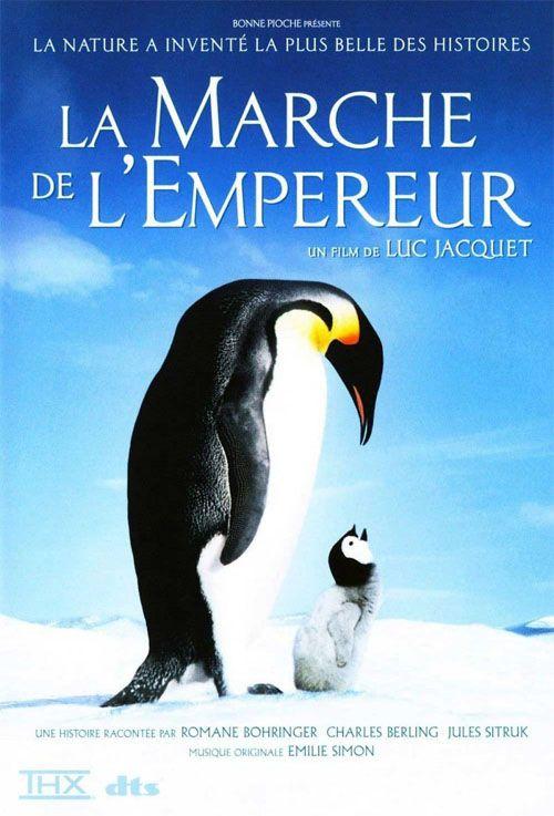 La Marche De Lempereu - Disney Nature - Blu ray Importado  - Billbox Records