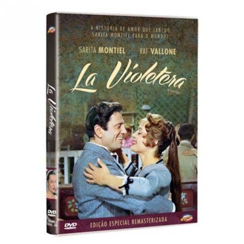 La Violetera - Dvd Nacional  - Billbox Records