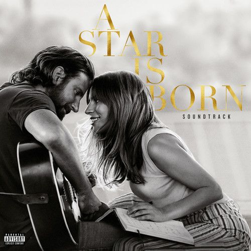 Lady Gaga A Star Is Born  O.S.T. Explicit Content - Cd Importado  - Billbox Records