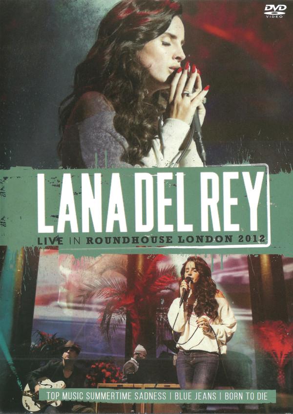 LANA DEL REY LIVE IN ROUNDHOUSE LONDON 2012 / LANA DEL REY  - Billbox Records