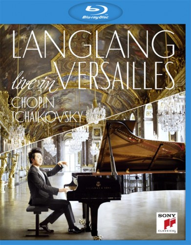 Lang Lang - Live In Versailles - Blu Ray  - Billbox Records