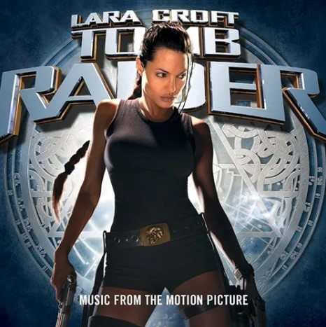 Lara Croft - Tomb Raider - Cd Nacional  - Billbox Records