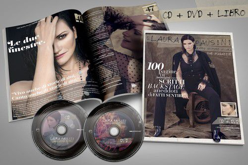 Laura Pausini Fatti Sentire Ancora: The Magazine - Cd+Dvd e Revista importados  - Billbox Records