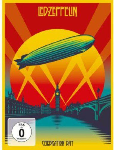 Led Zeppelin Celebration Day - 2 Cds+Blu ray Importados  - Billbox Records