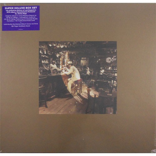 Led Zeppelin - In Through The Out Door - Box LP, 180 Gram Vinyl,  DVD,  5PC - Box Importado  - Billbox Records