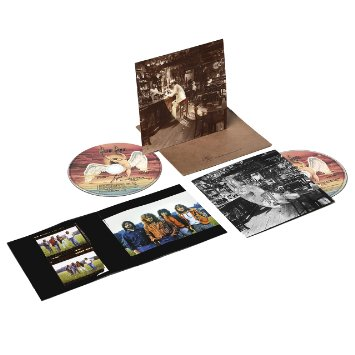 Led Zeppelin - In Through the Out Door Dlx cd  - Billbox Records
