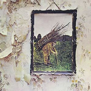 Led Zeppelin - IV - Lp Importado  - Billbox Records