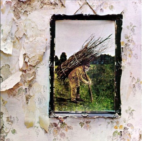 Led Zeppelin IV -  LP Deluxe Edition Remastered - Billbox Records
