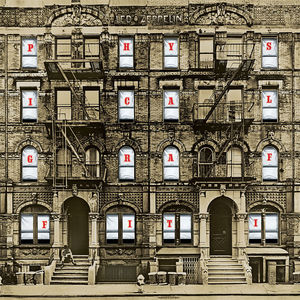 Led Zeppelin - Physical Graffiti - 180 Gram Vinyl, Remastered, 2 Lps Importados  - Billbox Records