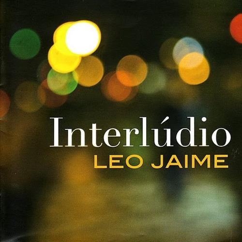 Leo Jaime - Interlúdio - Cd Nacional  - Billbox Records