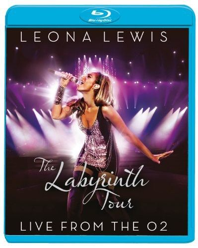Leona Lewis - The Labyrinth Tour: Live at the O2 - Blu Ray Importado  - Billbox Records