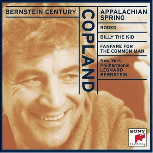 Leonard Bernstein Appalachian Spring / Rodeo / Billy the Kid  Bern-  Cd Importado  - Billbox Records