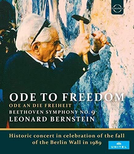 Leonard Bernstein: Ode To Freedom Symphony No. 9  - Blu Ray Importado  - Billbox Records