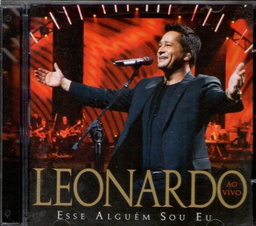 Leonardo Esse Alguém Sou Eu - Cd Nacional  - Billbox Records