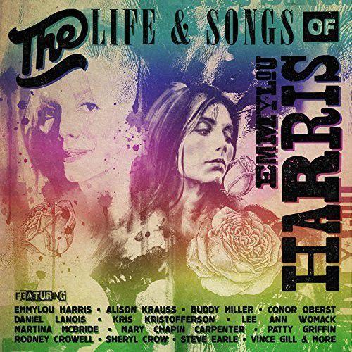 Life & Songs Of Emmylou Harris An All-Star - Cd+Dvd Importado  - Billbox Records