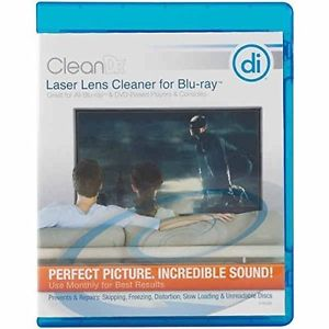 Limpador de Blu Ray - Clean Dr for Blu-Ray Laser Lens Cleaner  - Billbox Records
