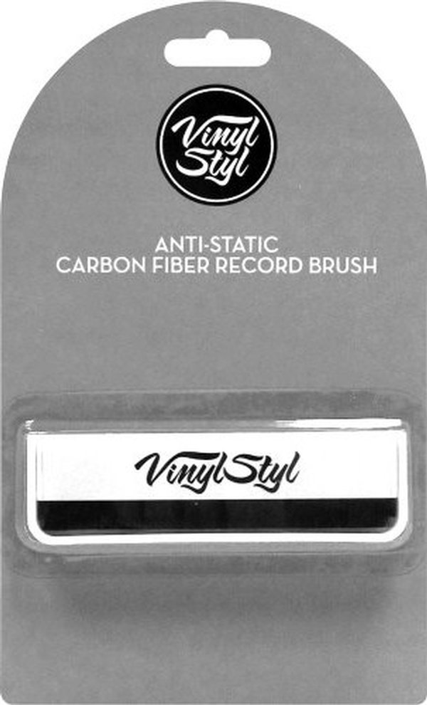 Limpador De Vinil - Vinyl Anti-static Brush  - Billbox Records