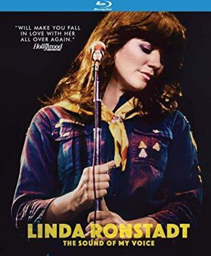 Linda Ronstadt: The Sound of My Voice - Blu Ray Importado  - Billbox Records