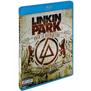 Linkin Park - Road To Revolution - Blu Ray Nacional  - Billbox Records