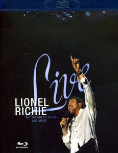 Lionel Richie - Live  - Billbox Records